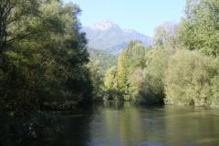 Foto 6. Il fiume Liri a Balsorano, 2017, Foto S. Natalia