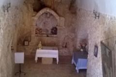 San Vincenzo V. Interno Eremo mad del Romitorio