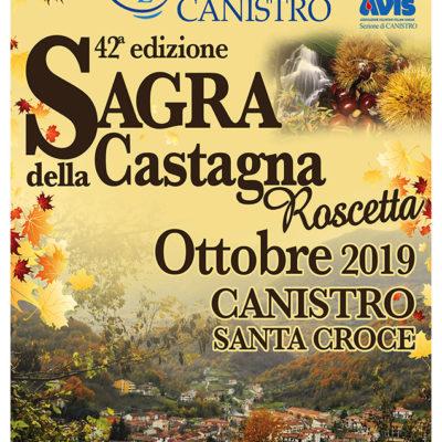 Sagra della Castagna Roscetta (Canistro Inferiore)