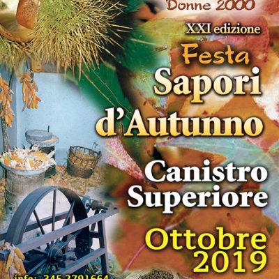 Sapori D'Autunno (Canistro Superiore)