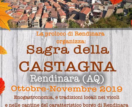 Sagra della Castagna (Rendinara)